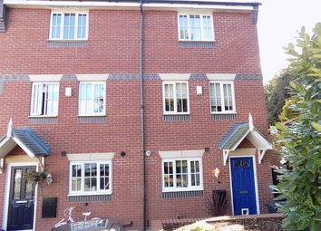 Thumbnail 3 bed town house for sale in Stourbridge, West Midlands