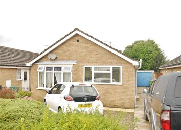 Thumbnail 2 bed detached bungalow for sale in Wheatfield Lane, Haxby, York