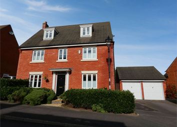 Thumbnail 5 bed detached house for sale in Railway Crescent, Shipston-On-Stour, Warwickshire