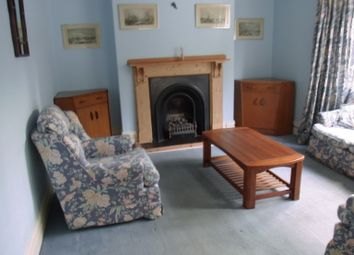 Thumbnail 2 bed terraced house to rent in Parc Wern Road, Sketty, Swansea