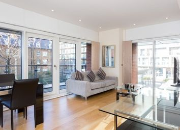 Thumbnail 1 bed flat to rent in Hepworth Court, Chelsea, Belgravia