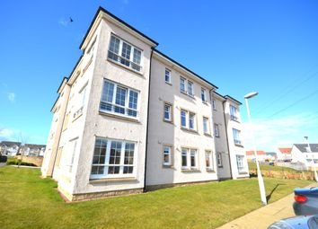 Thumbnail 2 bed flat for sale in Shearwater Crescent, Dunfermline