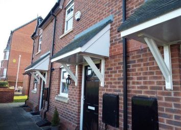 Thumbnail 2 bed terraced house to rent in Collingwood Close, Hazel Grove, Cheshire