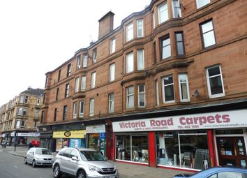 Thumbnail 1 bed flat for sale in Victoria Road, Govanhill, Glasgow