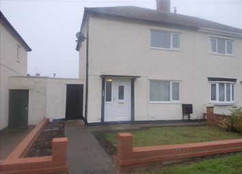 Thumbnail 2 bedroom semi-detached house to rent in Clifton Road, Cramlington