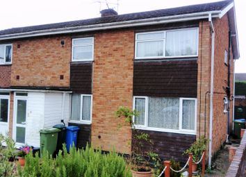 Thumbnail 2 bed maisonette for sale in Legge Crescent, Aldershot