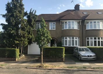Thumbnail 5 bed semi-detached house to rent in The Ridgeway, Friern Barnet, London