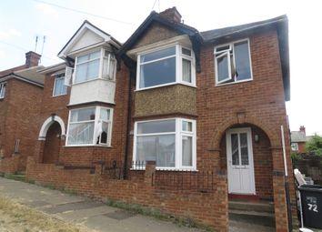 Thumbnail 3 bedroom semi-detached house for sale in Norton Road, Kingsthorpe, Northampton