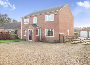 Thumbnail 3 bed detached house for sale in Friday Bridge, Wisbech, Norfolk