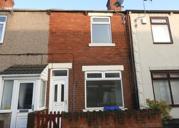 Thumbnail 2 bed terraced house to rent in Kings Road, Askern, Doncaster