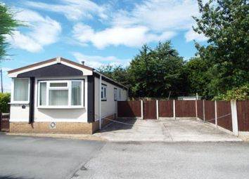 Thumbnail 2 bed mobile/park home for sale in Williams Way, Frodsham Park Homes, Marsh Lane, Frodsham