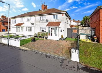 Thumbnail 3 bed semi-detached house for sale in Grove Leaze, Shirehampton, Bristol
