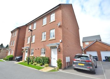 Thumbnail 4 bed town house for sale in Rossway Drive, Bushey