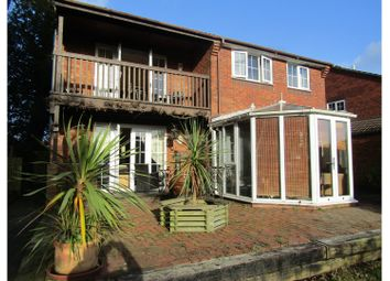 5 bed detached house for sale in Woodmere Way, Newton Abbot TQ12