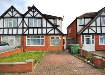 Thumbnail 1 bed maisonette for sale in Woodstock Road, Wembley, Middlesex
