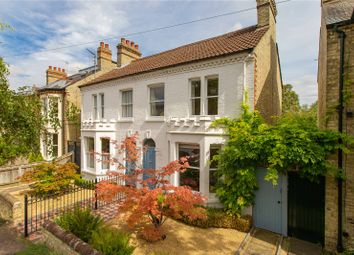 Thumbnail 3 bed semi-detached house for sale in Hinton Avenue, Cambridge