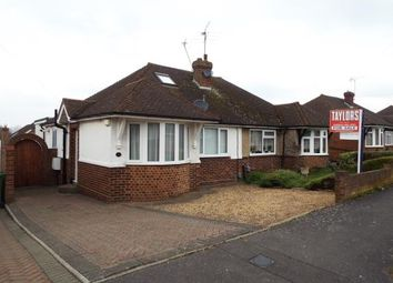 Thumbnail 3 bed bungalow for sale in Derwent Avenue, Luton, Bedfordshire