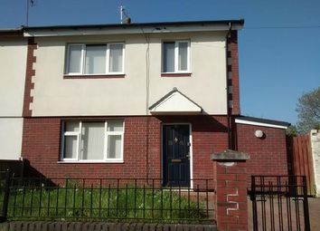Thumbnail 3 bedroom semi-detached house to rent in Bassenthwaite Avenue, Moss Bank, St Helens