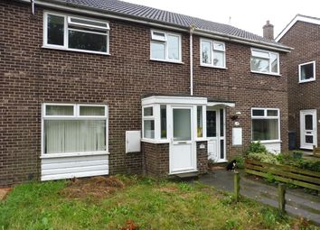 Thumbnail 3 bedroom terraced house for sale in Wodehouse Close, Stalham, Norwich