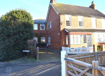 Thumbnail 4 bed semi-detached house for sale in Brinns Lane, Blackwater, Camberley