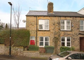 Thumbnail 3 bed end terrace house for sale in Lemont Road, Sheffield