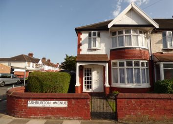 Thumbnail 3 bed end terrace house for sale in Ashburton Avenue, Ilford