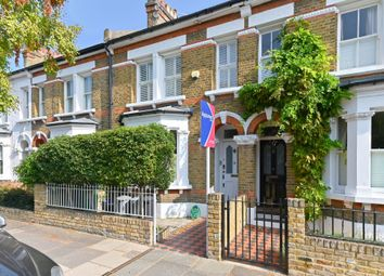Thumbnail 5 bed terraced house to rent in Cleveland Gardens, Barnes