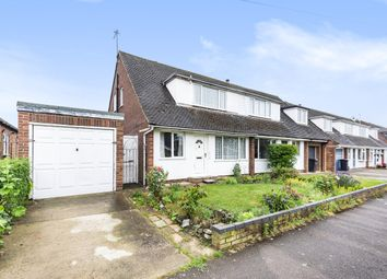 Thumbnail 2 bed semi-detached house for sale in Towersey Drive, Thame