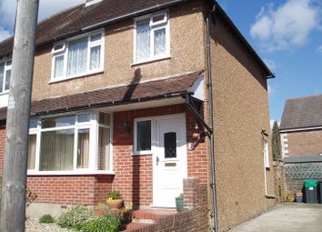 Thumbnail 3 bed semi-detached house to rent in Whitehill Close, Crowborough