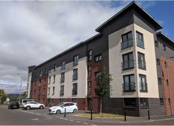 Thumbnail 2 bed flat for sale in 1 Cardon Square, Renfrew
