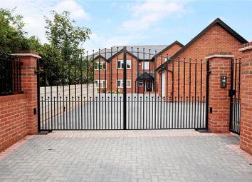 Thumbnail 4 bedroom detached house for sale in Upper Eddington, Hungerford, Berkshire