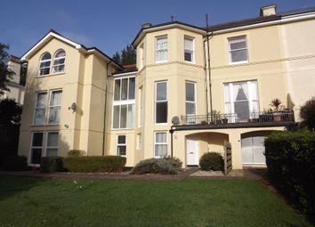 Thumbnail 1 bedroom flat for sale in Herbert Road, Chelston, Torquay