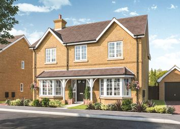 Thumbnail 5 bedroom detached house for sale in Drovers Way, Pirton, Hitchin
