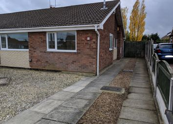 Thumbnail 3 bed semi-detached bungalow to rent in Moorfield Drive, Armthorpe, Doncaster