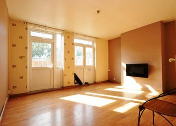 Thumbnail 3 bed flat to rent in St. Leonards Road, London