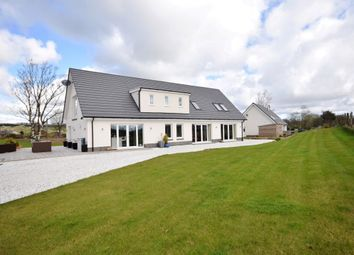 Thumbnail 4 bed detached house for sale in Silvermuir Drive, Lanark