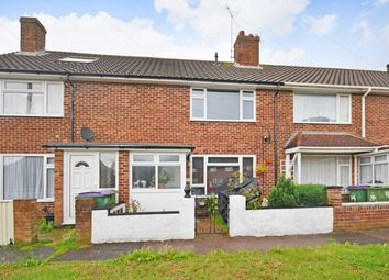Thumbnail 2 bedroom terraced house for sale in Tolsford Close, Folkestone