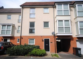 Thumbnail 4 bedroom town house for sale in Pearl Square, Chelmsford