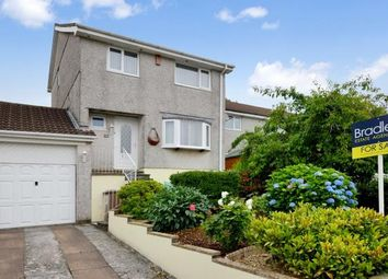 Thumbnail 3 bed link-detached house for sale in Elford Crescent, Plymouth, Devon