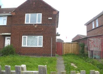 Thumbnail 3 bedroom semi-detached house to rent in Milbank Road, Hartlepool