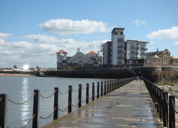 Thumbnail 2 bedroom flat for sale in Knightstone Causeway, Weston-Super-Mare, Somerset