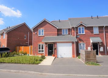 Thumbnail 3 bed semi-detached house for sale in Harbour Drive, Garston, Liverpool