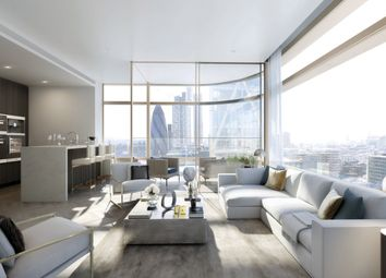Thumbnail 1 bed flat to rent in Principal Tower, Principal Place, Shoreditch