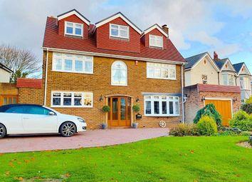 Thumbnail 5 bed detached house for sale in Bustleholme Lane, West Bromwich, West Midlands