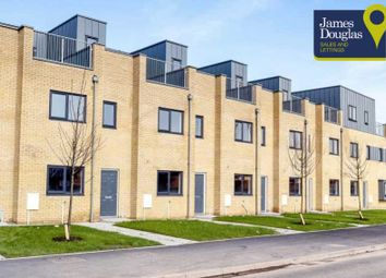 Thumbnail 3 bed town house for sale in Marina View, Watkiss Way, Cardiff