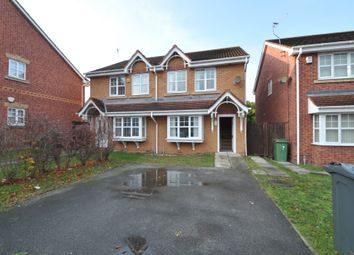 Thumbnail 3 bed semi-detached house for sale in Tapestry Gardens, Birkenhead