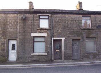 Thumbnail 2 bed terraced house for sale in Hallsteads, Dove Holes, Buxton