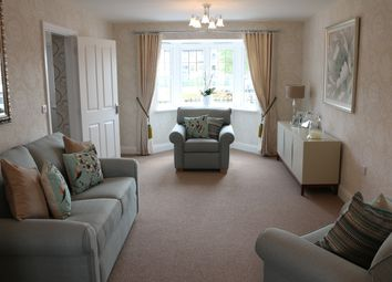 Thumbnail 4 bed detached house for sale in Off Cropston Road, Anstey
