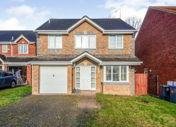 Thumbnail 4 bed detached house for sale in Apostle Way, Bishopdown, Salisbury