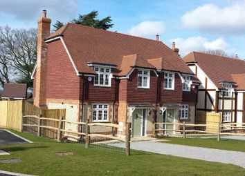 Thumbnail 3 bed semi-detached house for sale in Eden Hall, Stick Hill, Edenbridge